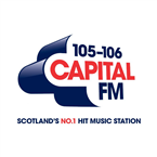 Galaxy Scotland East - 106.1 FM Edinburgh, Scotland