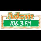 Adom FM - 106.3 FM Tema