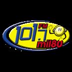 Radio Mil 80 - 101.7 FM El Salvador Online