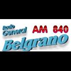 Radio General Belgrano - 840 AM Buenos Aires