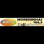 Radio FM Moreninhas - 106.3 FM Campo Grande Online