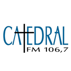 Radio Catedral FM - 106.7 FM Rio de Janeiro, RJ