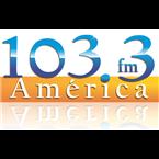 America FM - 103.3 FM Salto