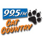 99.5 | Cat Country 99.5 (Country)