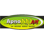Apna 990 AM - Auckland