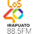 1080 | Los 40 Principales (Irapuato) (Top 40/Pop)