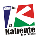 Radio XHHLL - La Kaliente 90.7 FM Hermosillo, SO Online