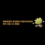 Modern Radio - 100.75 FM Chiang Mai