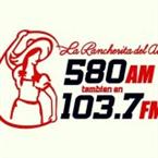 XEMU - La Rancherita del Aire 580 AM Piedras Negras, CI