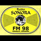 Sonora FM - 98.0 FM Surabaya, GM