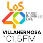 101.5 | Los 40 Principales (Top 40/Pop)
