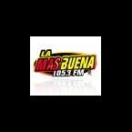 XHPAG - La Más Buena 105.3 FM Monterrey, NL