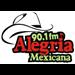 Alegria Mexicana (XHW) - 90.1 FM