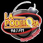 XHMU - La Poderosa 90.1 FM Tampico, TA