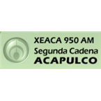 XEACA - Radio Fórmula Segunda Cadena Nacional 950 AM Acapulco, GR