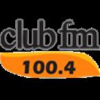 Club FM - 100.4 FM Tirana