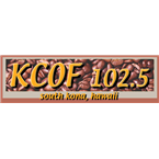 KCOF-LP - 102.5 FM Captain Cook, HI