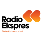 Radio Radio Ekspres - 106.4 FM Ljubljana Online