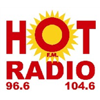 Hot FM Radio - 104.6 FM Corralejo, LP