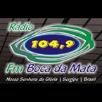 Radio Boca da Mata FM - 104.9 FM Caapora Online