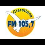 Radio Claretiana FM - 105.7 FM Batatais, SP Online