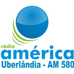 Radio America - 580 AM Uberlandia