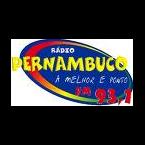 Radio Rádio Pernambuco FM - 93.1 FM Recife Online