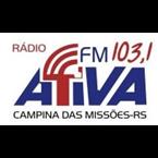 Radio Ativa - 103.1 FM Campina das Missoes