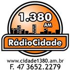Radio Cidade AM - 1380 AM Itaiopolis