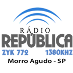 Radio Republica - 1380 AM Morro Agudo