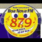Rádio Boa Nova FM 87.9 (Sertanejo Pop)