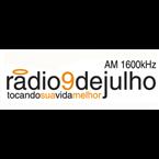 Rádio 9 de Julho - 1600 AM Sao Paulo, SP