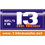 13 de Maio FM - 105.9 FM Goias