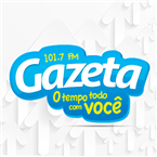 Radio Gazeta - 101.7 FM Santa Cruz do Sul