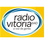 Radio Rádio Vitória AM - 640 AM Vitoria, ES Online