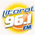 Litoral FM - 96.1 FM Barreiros